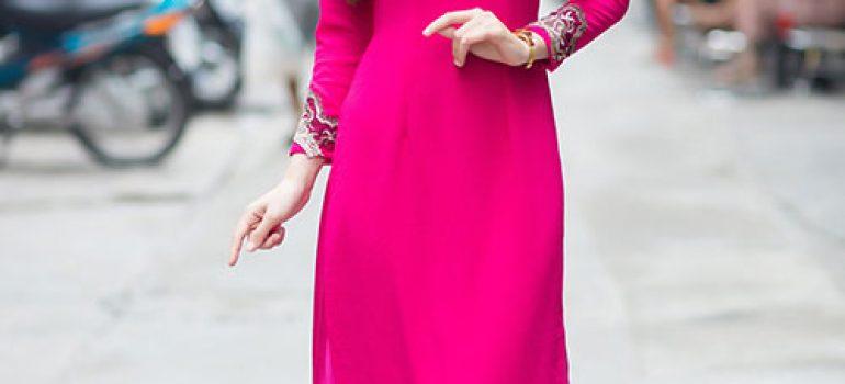Cho thuê áo dài rẻ và đẹp 1