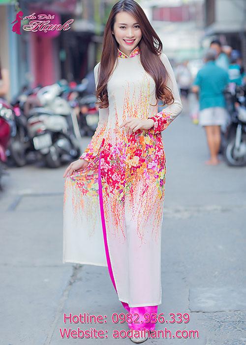 Cho thuê áo dài rẻ và đẹp 2