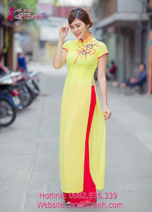 Cho thuê áo dài rẻ và đẹp 3