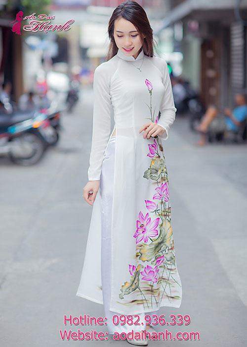 Cho thuê áo dài rẻ và đẹp 4