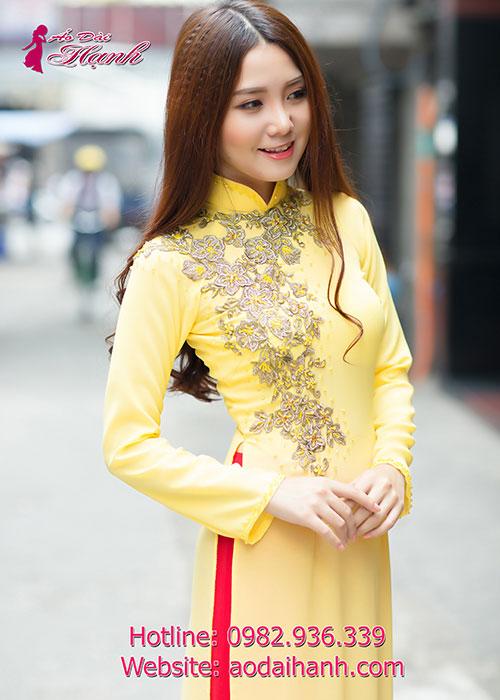 Cho thuê áo dài rẻ và đẹp 5