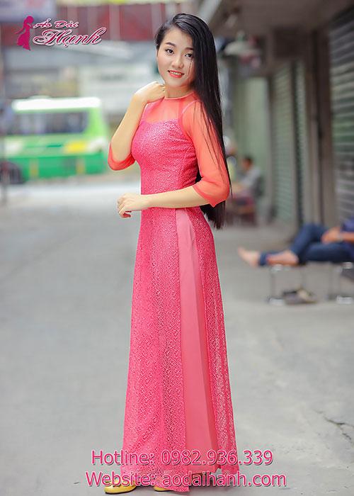 Áo dài đẹp cho con gái 3