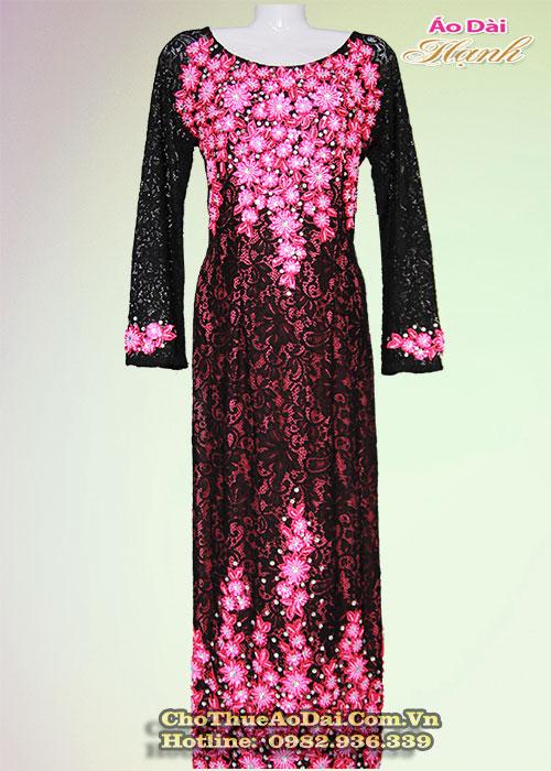 Áo dài đẹp cho phụ nữ trung niên 6