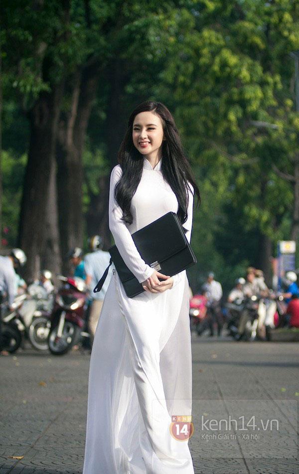 Áo dài nữ sinh 5
