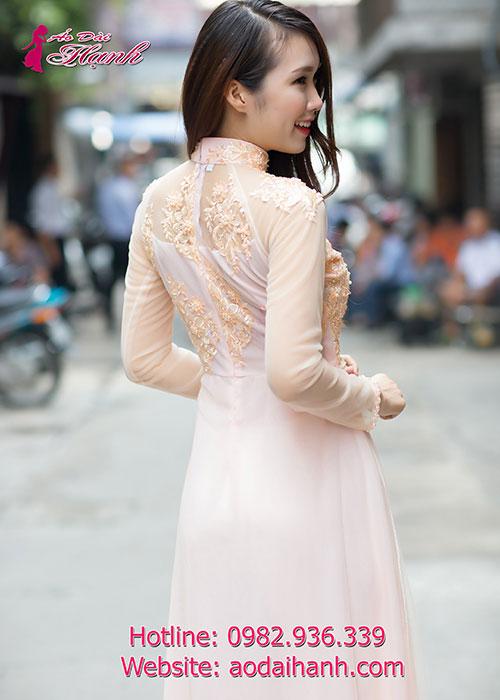Cho thuê áo dài cô dâu 2