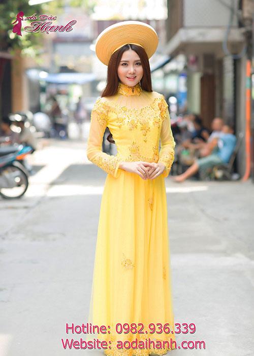 Cho thuê áo dài cô dâu 5
