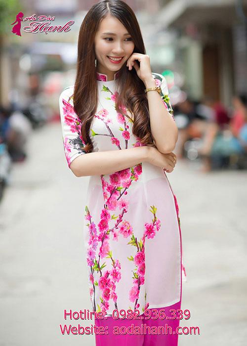 Cho thuê áo dài giá rẻ 3
