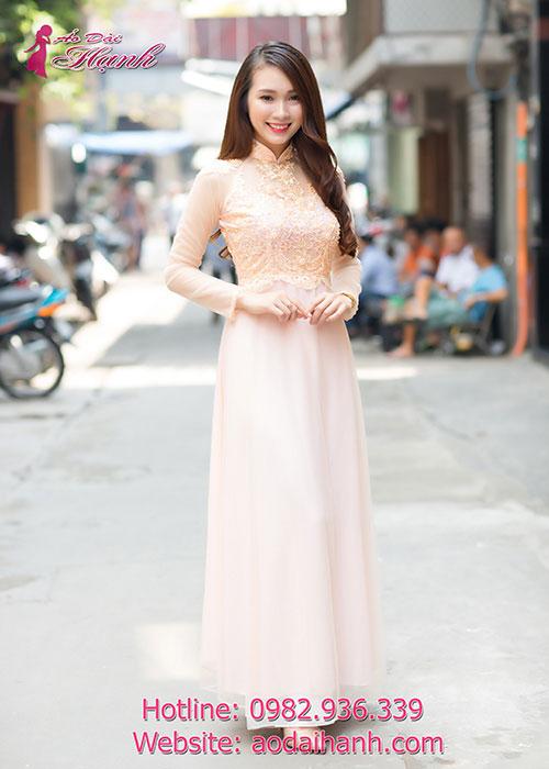 Chọn áo dài cưới 6