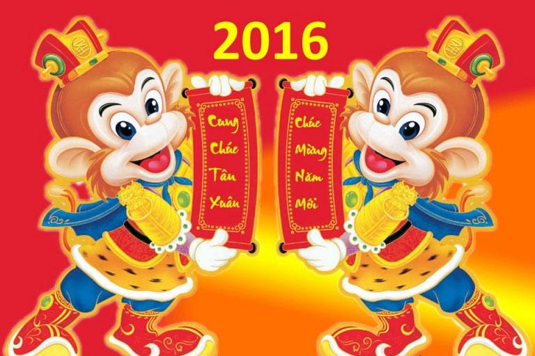 Thông báo nghỉ Tết 2016