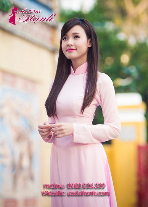 Vải áo dài chất liệu chiffon