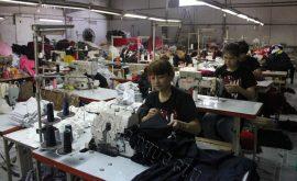 Xưởng may áo thun đồng phục 06