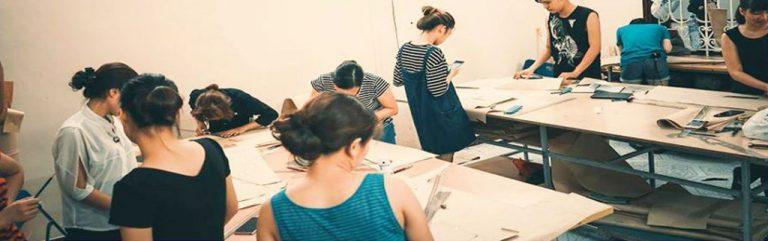 Khai giảng lớp học may áo dài tại HCM 01
