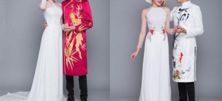 top 10 cửa hàng may áo dài HCM 05