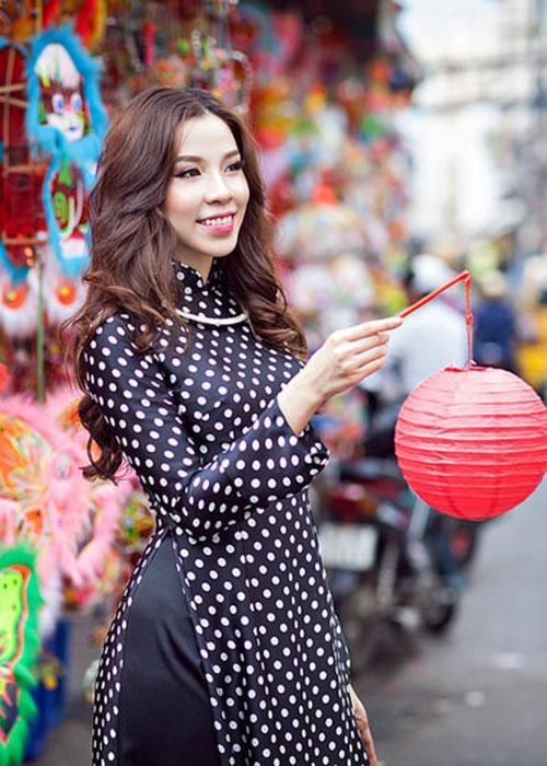 Áo dài Cô Ba Sài Gòn mẫu số 5