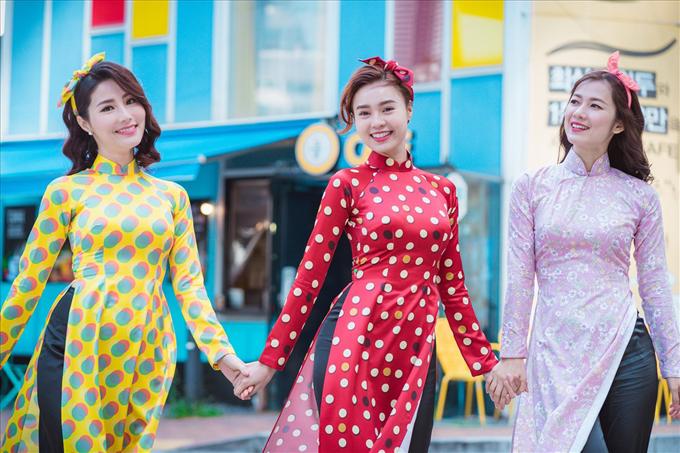 Áo dài Cô Ba Sài Gòn 04