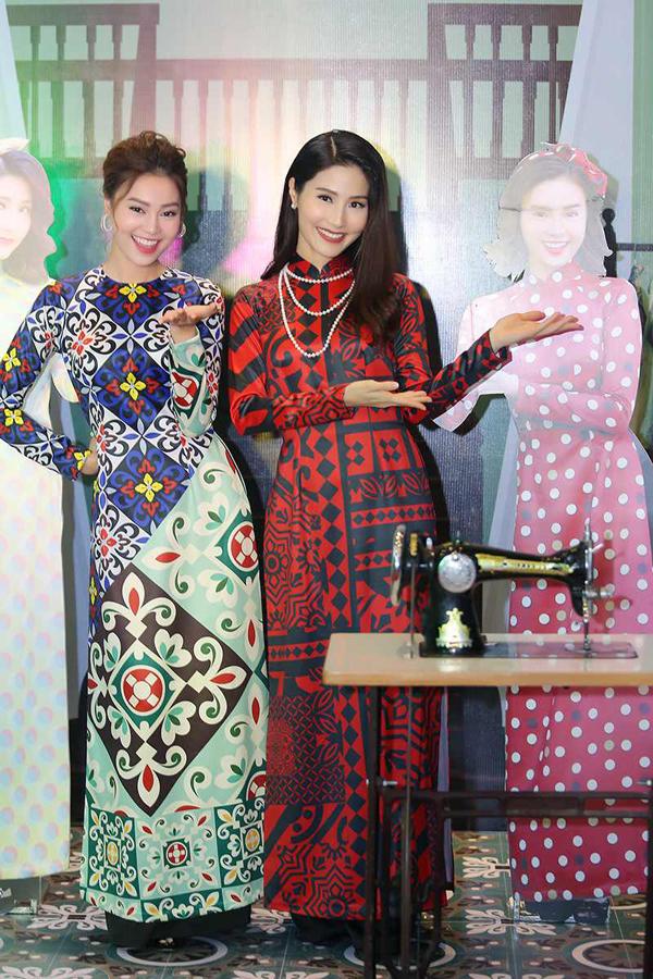 Áo dài Cô Ba Sài Gòn 05