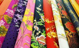 Cùng tìm hiểu các chất liệu vải may áo dài 03