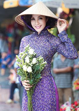Áo dài Cô Ba Sài Gòn