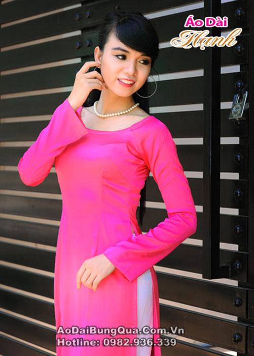 Thuyết minh về chiếc áo dài Việt Nam bài văn mẫu lớp 8, 9