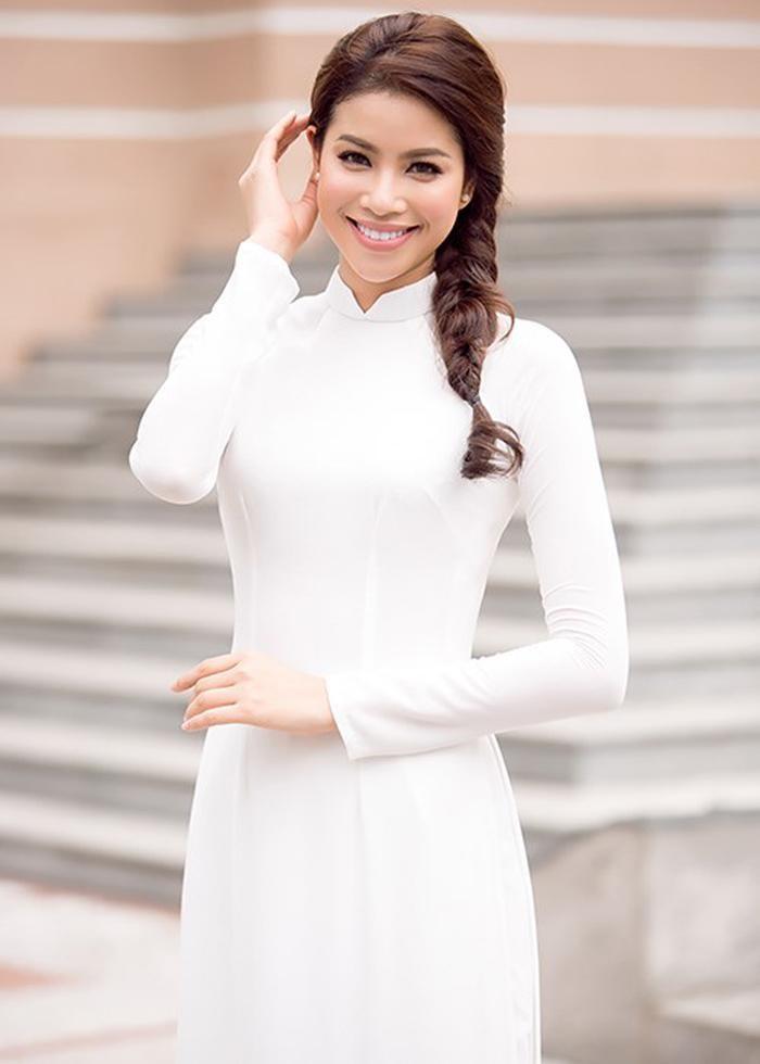 Hình ảnh mẫu áo dài truyền thống Việt